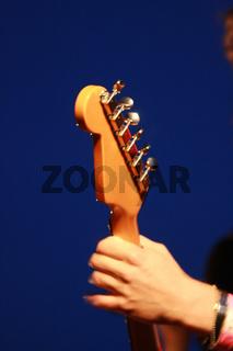 blue - guitar
