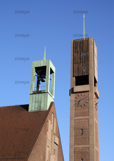 Church towers | Kirchentürme
