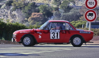 Rallye Monte-Carlo Historique, #31
