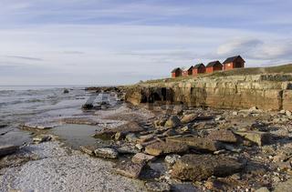 Fischerhütten auf Gotland