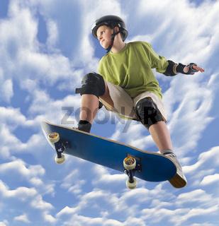 Great jump