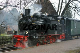 Heeresfeldbahn-Lok