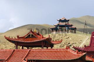 Tempelstil, Mongolei