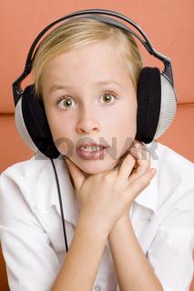 Erstaunt zuhören