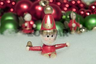 Holzfiguren Weihnacht