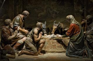 Geburt Jesu, Weihnachten, Sacro Monte di Varese