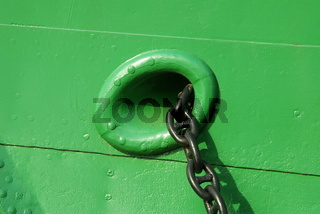 Ankerkette / anchor cable