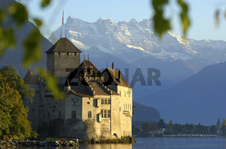 Schloss Chillon, Schweiz