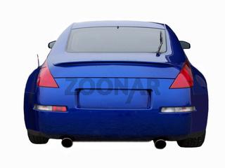 blue racer dream
