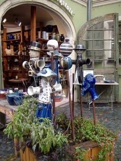 Töpferei, Pottery, Keramik