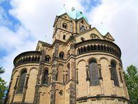 Das Quirinus-Münster in Neuss