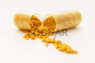Medikamentenkapsel medicine capsule