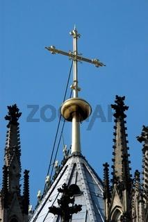 Kreuz am Kölner Dom