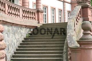 Alte Steintreppe