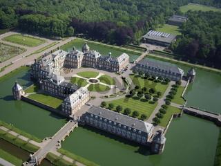 Luftbild Schloss Nordkirchen
