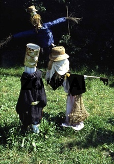 Vogelscheuche, Scarecrow, Gruselkabinett