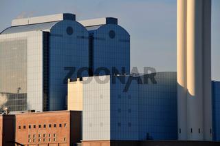 Kraftwerk Detailaufnahme