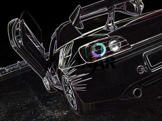 S 2000 Backside