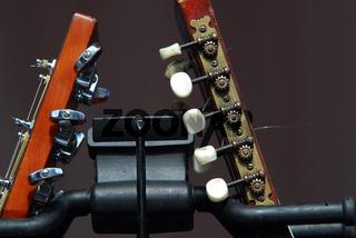 Guitarrenköpfe