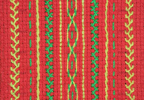Embroidery | Stickerei