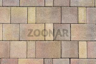 Betonpflastersteinstruktur, Concrete paving stone