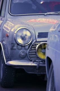 Rallye Monte-Carlo Historique, Mini