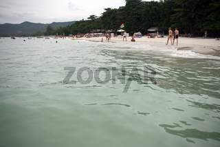 chaweng beach view