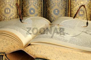 Alte Lexika/ Old lexicons