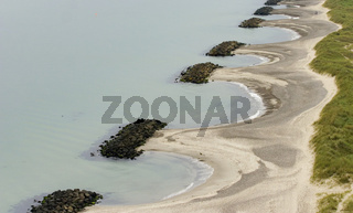 Strandbefestigungen in Skagen