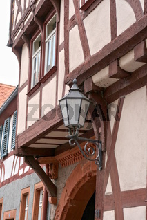 Haus Laterne