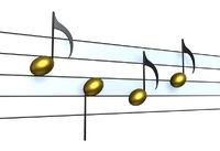 Goldene Noten