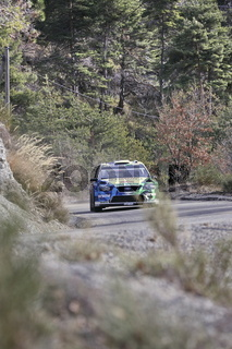 Rallye Monte-Carlo, Ford