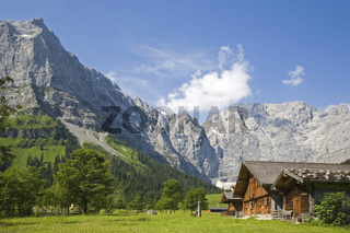 Engalmen / Mountain huts in Tirol