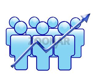 Wachstum Konzept growth concept