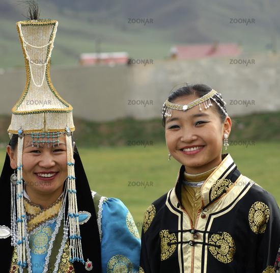 mongolische frauen in deutschland