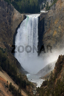 Yellowstone Lower Fall