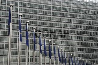 Bruessel, Berlaymont-Gebaeude