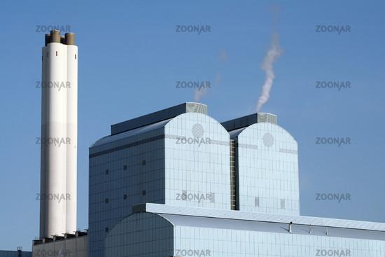 Heizkraftwerk