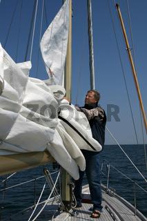 Segel setzen - sail away