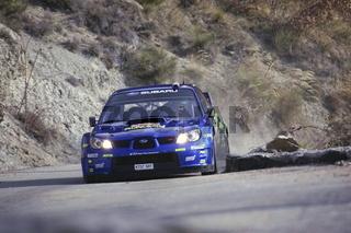 Rallye Monte-Carlo, Subaru