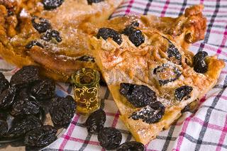 Bretonischer Pflaumenkuchen