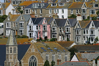 St. Ives, Penwith, Cornwall, Südwestengland, UK