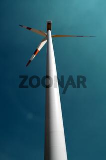 Windkraftwerk / Wind Energy