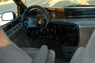 Ford Windstar Cockpit