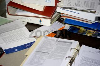 Aktenberg - Mountain Of Files