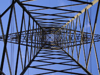 Strommast - power pole