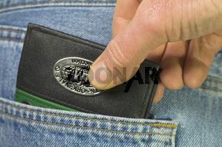 Vorsicht Taschendieb/ Pick-Pocketing