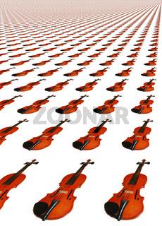 Geigenspiel
