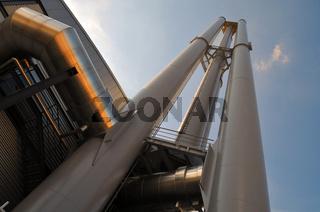Heitzkraftwerk