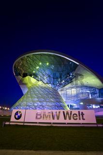 BMW-Welt, München, Deutschland